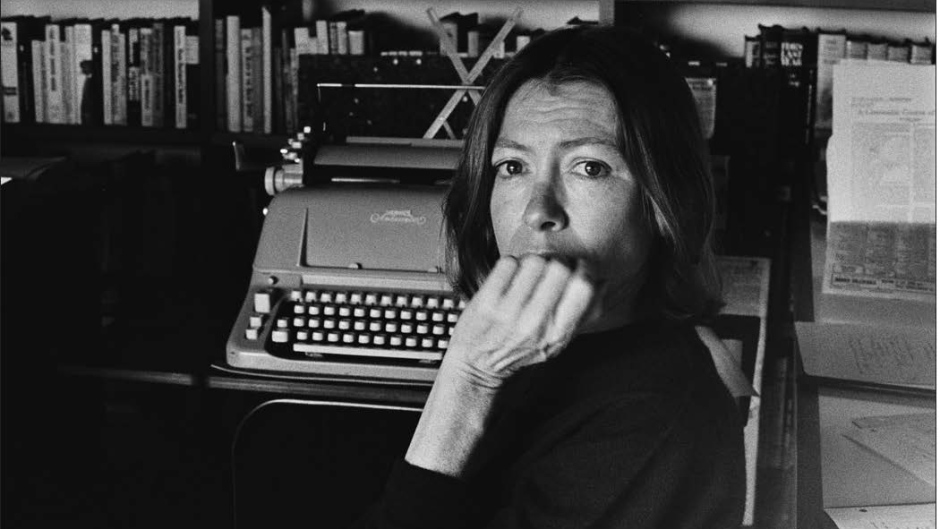 The Last Love Song: A Biography of Joan Didion cover photo