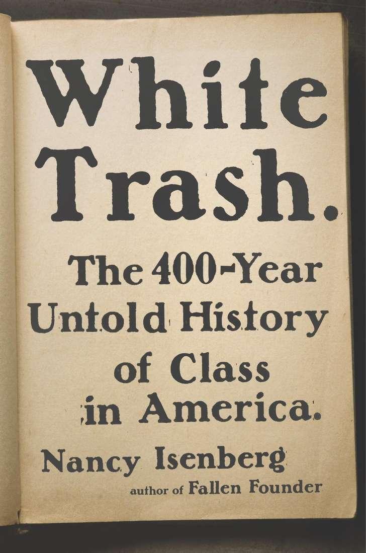 White Trash Book cover
