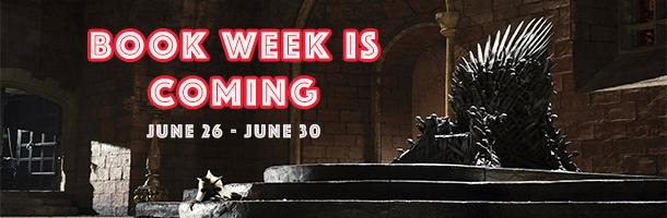 Book Week Is Coming photo