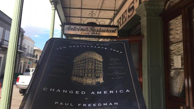 Ten Restaurants That Changed America book photo