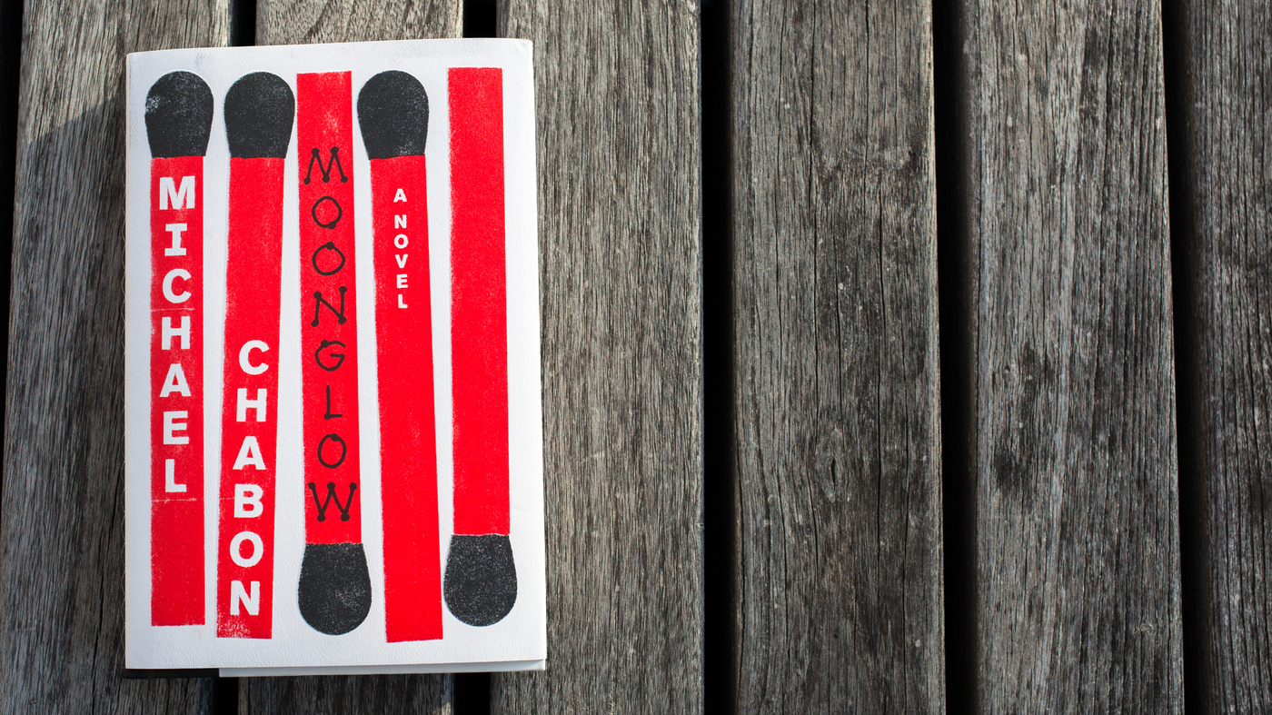 Moonglow by Michael Chabon graphic