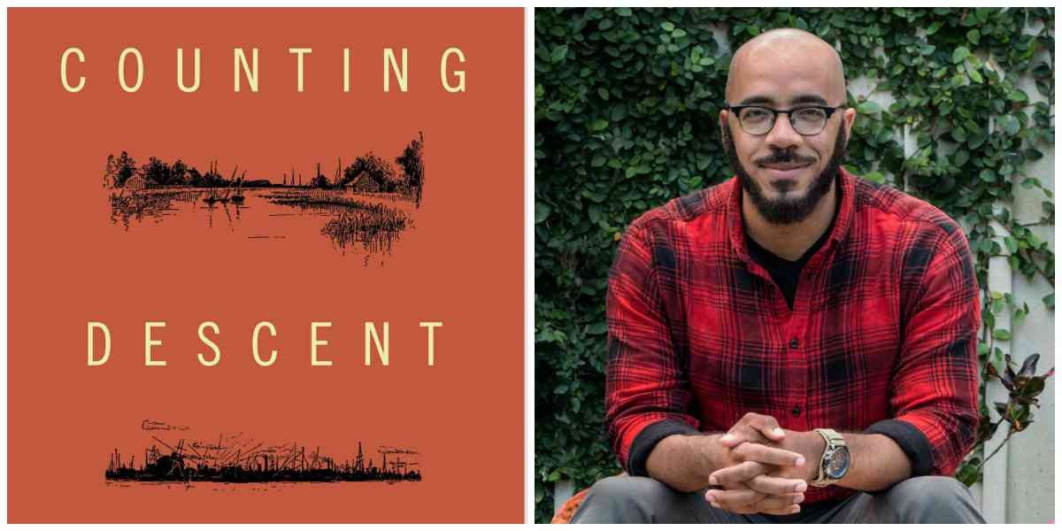 Counting Descent book cover and author photo