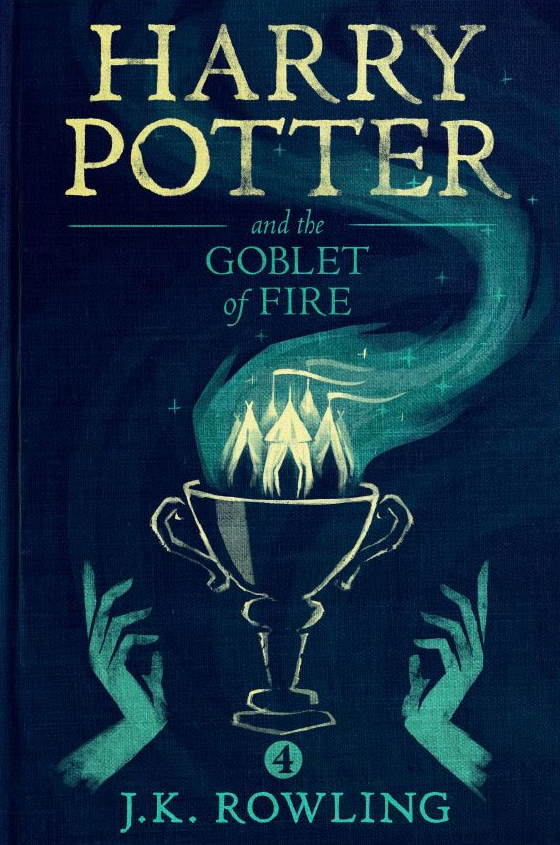Harry Potter and the Goblet of Fire cover photo