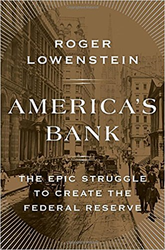 America's Bank book cover