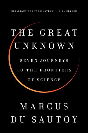 The Great Unknown book cover