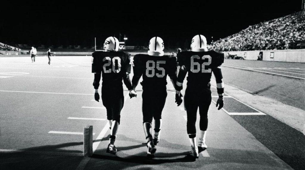 Friday Night Lights book cover banner
