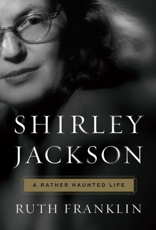 Shirley Jackson a Rather Haunted Life book cover