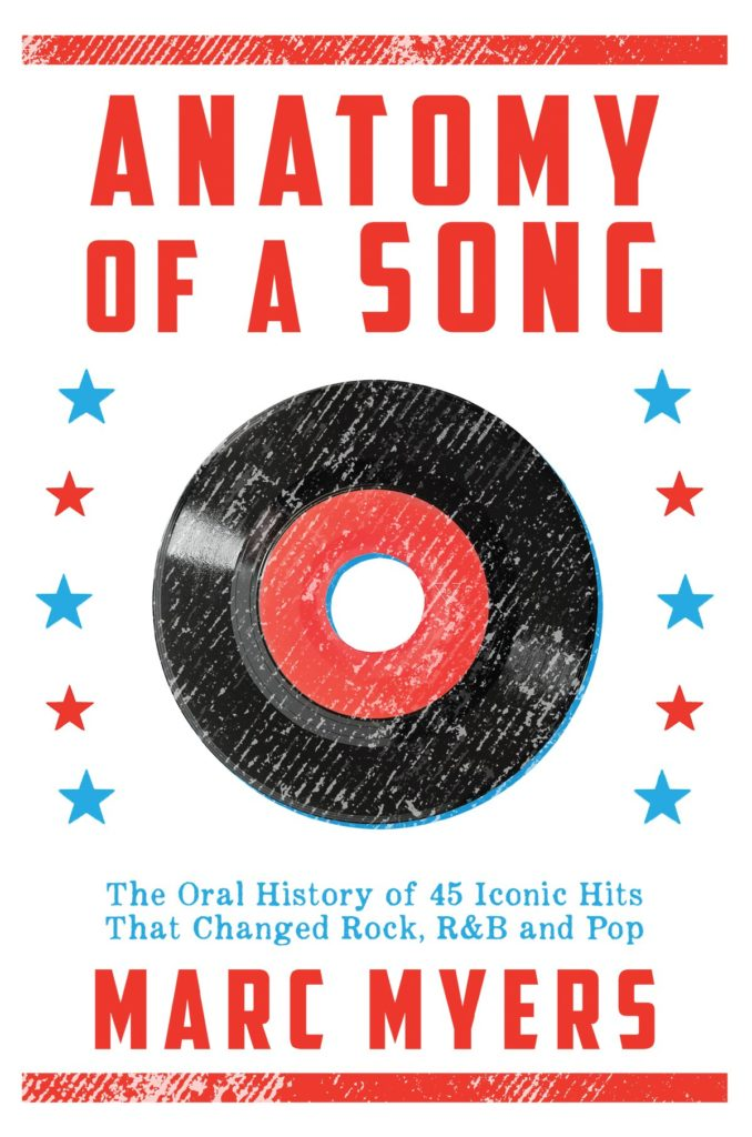 Anatomy of a Song book cover photo
