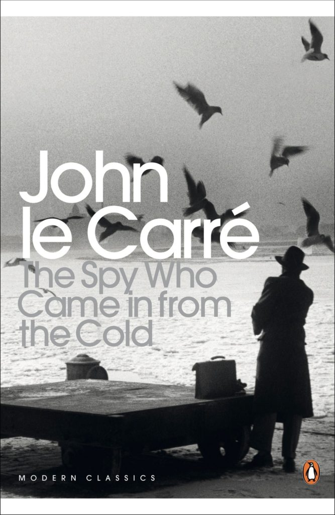 THe Spy WHo Came In From The Cold book cover