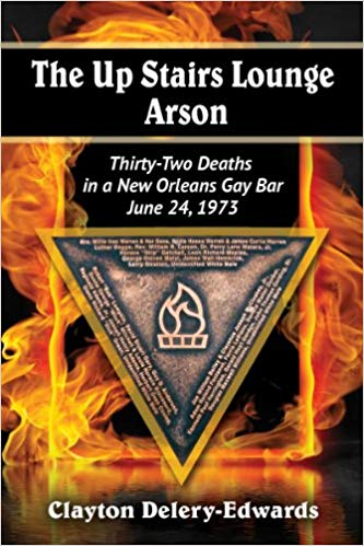 The Upstairs Lounge Arson book