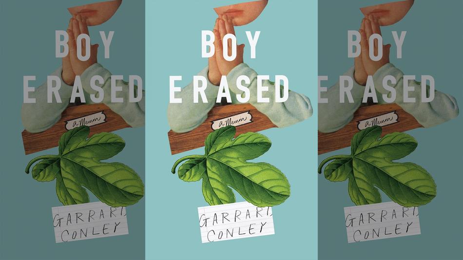 Boy Erased Book Cover