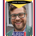 John Norris: our WRBH Volunteer of the Month for February 2019