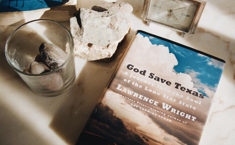 God Save Texas book cover