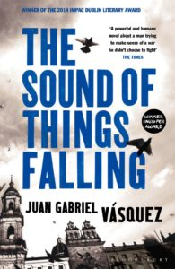 Sound of Things Falling cover
